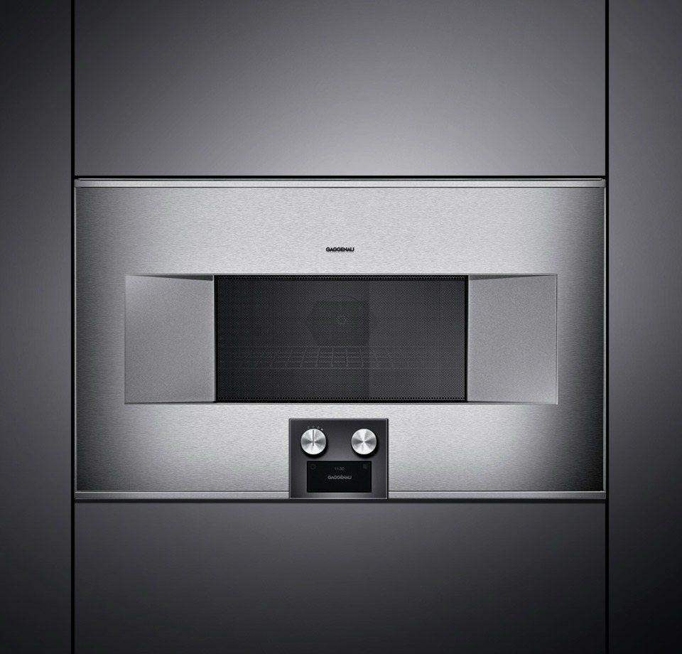 Kenig Gaggenau Microwave Bm484 Bm485