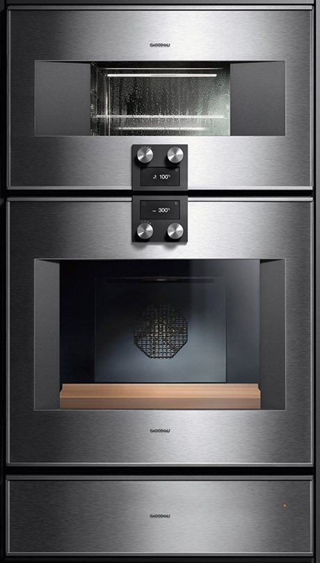 Kenig Gaggenau Steam Oven Bs484 485